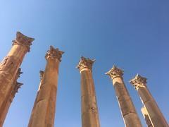 Jerash - Artemis Temple