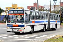 8008 (American Bus Pics) Tags: metra caio vitória volvo b58 brt articulado