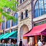Denver  Colorado ~ Kittredge Building  ~ Romanesque Architecture thumbnail