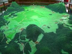 The model to explain the seasonality of Lake Cernica (Tserknitsa) at the Museum (ali eminov) Tags: goricice slovenia museums lakeseasonality karst cerknica lakecerknicamuseum