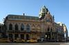 The Municipal House in Prague (Obecní dům) (Wolfgang Bazer) Tags: obecní dům municipal house gemeindehaus art nouveau jugendstil prague prag tschechien czechia