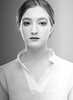 Natasha-1 (jerseytom55) Tags: pentax645z portrait blackandwhite beauty intense poise