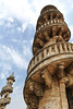Mahabat Maqbara : Minars (jyoti pb) Tags: jyoti junagarh gujarat
