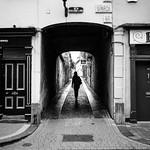 Kilkenny - Ireland - Black and white street photography thumbnail