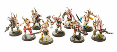 Poxwalkers: All but one!