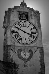 Clock Tower 1420 (_Rjc9666_) Tags: algarve arquitectura bellstower clock clocktower nikond5100 portugal relogio sinos sky street tamrom2470f28 tavira torre torredorelogio tower travel urbanphotography ©ruijorge9666 church igreja eglise tours clocher 1938 1420