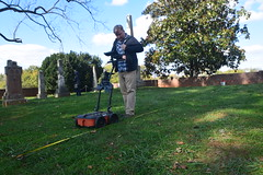 DSC_0828 (Montpelier Archaeology) Tags: slavecemetery gpr