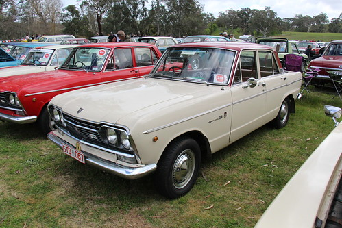 1967 Nissan Prince Skyline S54 2000GT-B