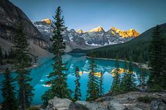 Moraine Lake (Margarita Genkova) Tags: alberta canada nature morainelake yyc