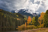 Stormy Fall (Amy Hudechek Photography) Tags: fall autumn colorado amyhudechek uncompahgre national forest