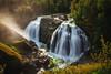 Roykfossen (Niks Freimanis) Tags: roykfossen waterfall norway norge northe finnmark canon landscape travel fog nd filter nd1000 hoya prond pro 1000 long exposure 6d 1740 l f4
