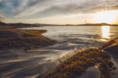 (Frank S. Schwabe) Tags: sunset sunlight sun shore sea klubba kristiansund nordmøre norway nature ndfilter eos ef24mmf28isusm evening canon coast clouds ocean norge atlantic averøy autumn