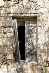 Old Wooden Door 233 (syf22) Tags: wood door window old disintegration destroy ruin decay disrepair dilapidated rubble wreck