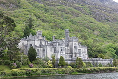 IMG_3217 (avsfan1321) Tags: kylemoreabbey ireland countygalway connemara castle abbey water landscape mountains mountain green lake pollacapalllough pollacapalllake