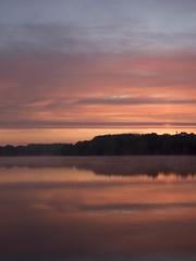 Encore un matin * (Titole) Tags: sunrise trévoix bassindetrévoix titole nicolefaton sky water reflection