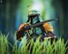 Ronin Boba Fett (jezbags) Tags: bandai tamashi nations ronin boba fett toy macro macrophotography macrodreams canon60d canon 60d 100mm closeup upclose starwars samurai
