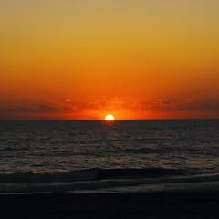 DAWM (R. D. SMITH) Tags: dawn atlanticocean sunrise canoneos7d water florida ocean sun morning orange