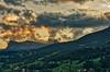 Alps - new version (nickneykov) Tags: nikon d7000 nikond7000 sigma 50150 sigma50150 alps mountain italy landscape sunset clouds