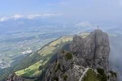 Uitzicht over Liechtenstein