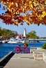 Good Day Sunshine (flipkeat) Tags: landscape autumn canadian mississauga port credit awesome lighthouse different fall canada150