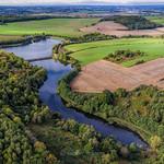 Ulley Reservoir - DJI Phantom 4 thumbnail