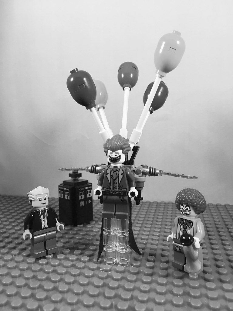 The Worlds Best Photos Of Clown And Minifigure
