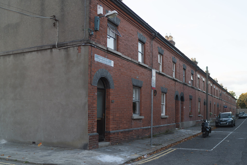 GREAT WESTERN SQUARE AND NEARBY [DUBLIN 7]-133200