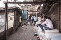 Mumbai - Bombay - Dharavi slum tour-12