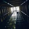 untitled (kaumpphoto) Tags: rolleiflex light 120 tlr black floors ceiling glass saintpaul street urban city up