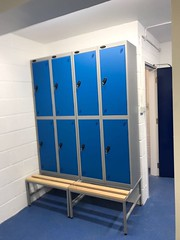 Secure Lockers & Bench Seating-2