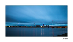 5D4_7979 (Paul Compton (PDphotography)) Tags: pdphotography bridge fireworks liverpool mersy opening reflections runcorn