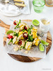Summer Vegetable Skewers with Creamy Cashew Aioli (84thand3rd) Tags: jenniferjenner 84thand3rd 84th3rd recipe summergrilling skewers summerskewers