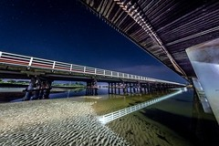 Barwon Heads Bridges-17 (Quick Shot Photos) Tags: barwonheads canon night oceangrove astro victoria australia twinbridges bridges leadinglinesbarwonheadscanonnightoceangroveastrovictoriaaustraliaau