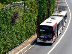 7 6112 Viação Gatusa Transportes Urbanos (busManíaCo) Tags: caioinduscar caiomondegoha mercedesbenz o500ua viação gatusa transportes urbanos