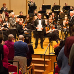 "<b>Homecoming Concert</b><br/> The 2017 Homecoming Concert, featuring performances from Concert Band, Nordic Choir, and Symphony Orchestra. Sunday, October 8, 2017. Photo by Nathan Riley.<a href=""//farm5.static.flickr.com/4454/37707322136_211a756684_o.jpg"" title=""High res"">∝</a>"