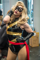 Ms Marvel (misterperturbed) Tags: nycc2017 newyork newyorkcomiccon2017 msmarvel avengers caroldanvers
