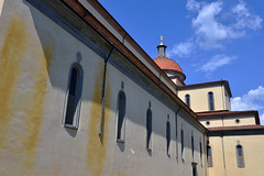 Basilica di Santo Spirito in Firenze (Florence), Italy  -  (Selected by GETTY IMAGES) (DESPITE STRAIGHT LINES) Tags: nikon d7200 nikond7200 nikkor1024mm nikon1024mm getty gettyimages gettyimagesesp despitestraightlinesatgettyimages paulwilliams paulwilliamsatgettyimages florence firenze florenceitaly italy church religion faith god jesus basilicadisantospirito basilicadisantospiritoflorence