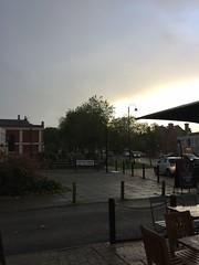 Storm (My photos live here) Tags: tenterden kent england i phone 5s street road storm rain cloud high