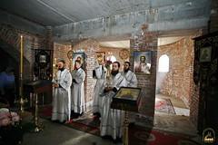18. Первая литургия в с. Адамовка