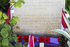 Close-up of the Former Grave of the Unknown Soldier / Gros plan de l'ancienne tombe du soldat inconnu (BiblioArchives / LibraryArchives) Tags: lac bac libraryandarchivescanada bibliothèqueetarchivescanada canada podcast balado fww firstworldwar wwi worldwari worldwarone france belgium belgique remembranceday timhack grave tombe unknownsoldier soldatinconnu flage drapeaux poppies coquelicots souchez hautsdefrance june102017 10juin2017