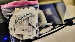 292 - How Much Does A Film Run (jbpro) Tags: filmmaking filmmaker 365 days photo challenge october receipts ziplock bag