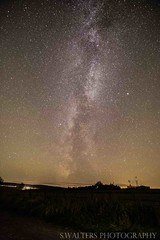 milkyway from Derwent (sidrog28) Tags: milky way uk northumberland north east nikon tokina derwent reservoir night nightsky cold stars autumn