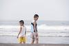 漁光島-2017中秋 (jimmy_a168) Tags: taiwan tainan familys boys beach sea 漁光島 沙灘 海岸 海洋