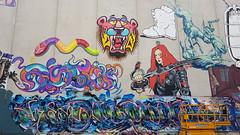 Caper, Ruskidd, The Ox King, Hugo Mathias, Cruel, Choq, Heesco & Putos... (colourourcity) Tags: streetart streetartaustralia streetartnow colourourcity melbourne awesome burncity original nofilters graffiti graffitiart randoms caper theoxking oxking cruel cezarystulgis heesco putos mongohustle acm erg ruskidd fsb blenderstudios hugo mathias hugomathias choq