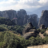 pinnacles convent wide (garybill) Tags: greece meteora kastraki kalambaka