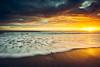 Pebble (ianbrodie1) Tags: druridge beach pebble northumberland sand coast coastline golden sunrise sun cloud cloudsstormssunsetssunrises cloudporn seascape water ocean waves east leefilters