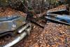DSC_0661 v2 (collations) Tags: ontario mcleansautowreckers autowreckers wreckers automobiles autos abandoned rockwood derelict junkyards autograveyards carcemeteries