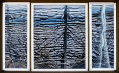 Taking A Stand (jaxxon) Tags: 2017 d610 nikond610 jaxxon jacksoncarson nikon nikkor lens nikkor70200mmf28e nikon70200mmf28e afsnikkor70200mmf28efledvr fledvr f28e 70200 70200mm 70200mmf28 f28 28 afs vr zoom telephoto pro abstract abstraction window windows pane panes doublepane reflection reflections distorted distortion distortions warped warp warping surface