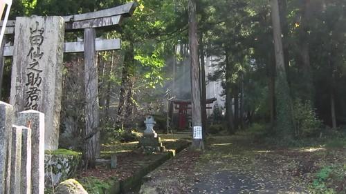 Yamada's shrine, Sabae-city (山田仙之助)