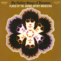 The Golden Songs of Donovan (grooveisintheart) Tags: vinyl records lp albumcover graphicdesign groovy mod psychedelic vintage